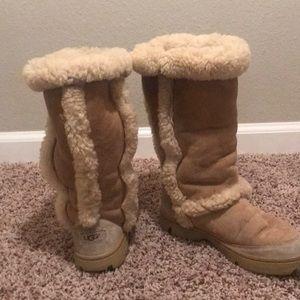 UGG Shoes - Ugg fur boots